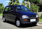 Thumbnail DAIHATSU CHARADE CENTRO L500 WORKSHOP SERVICE MANUAL