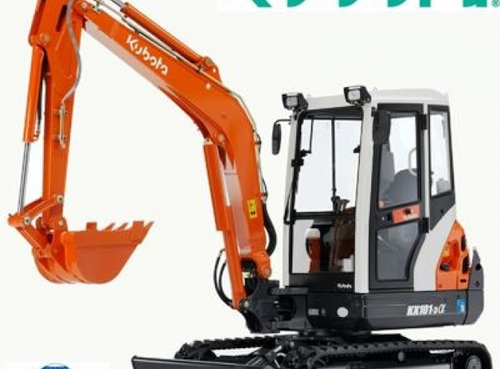 kubota kh 36 41 51 61 66 91 101 151 excavator service. Black Bedroom Furniture Sets. Home Design Ideas